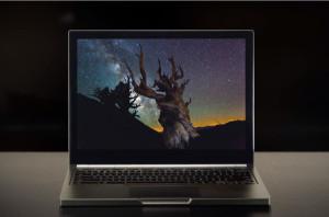 Display laptop cu rezolutie mare