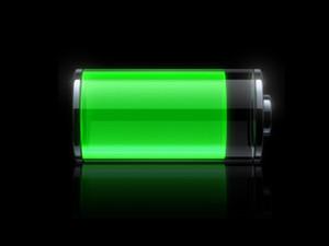 baterie stilizata