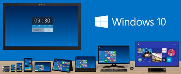 Windows 10 pentru toate dispozitivele PC Laptop Tablete sau Telefon Mobil
