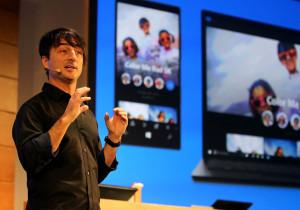 Lansare Windows 10, imagine Joe Belfior 21.01.2015