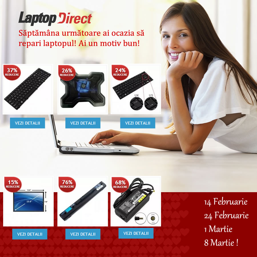 Laptop Direct imagine Valentine