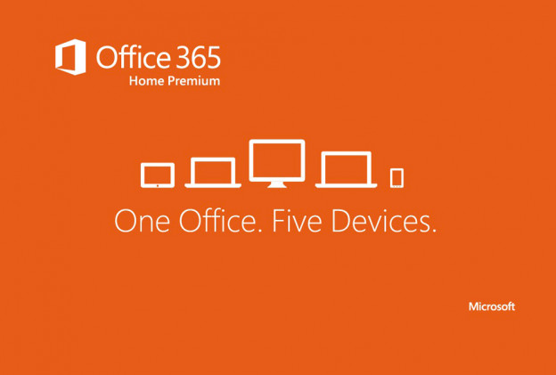 one-office-five-devices